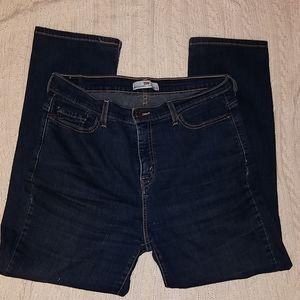 Levi 512 straight leg Jeans
